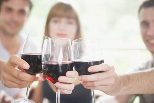 польза красного вина при инсульте