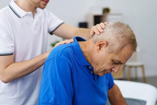 техника массажа после инсульта