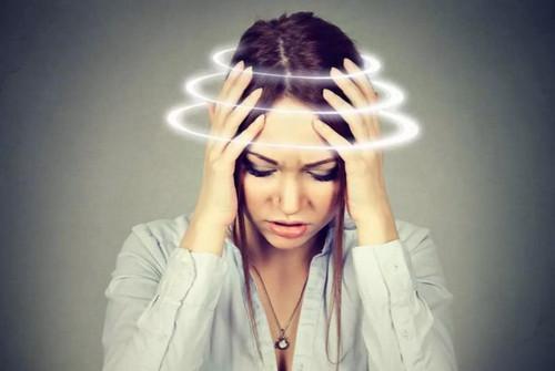 головокружения у женщин