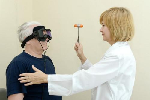 Вестибулярный нейронит - лечение