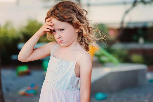 Физиологические причины головокружения у ребенка