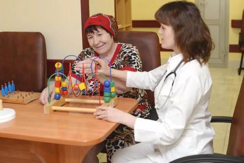 Лечение апраксий