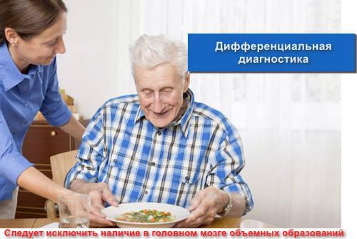 дифдиагностика с нейрохирургическими патологиями
