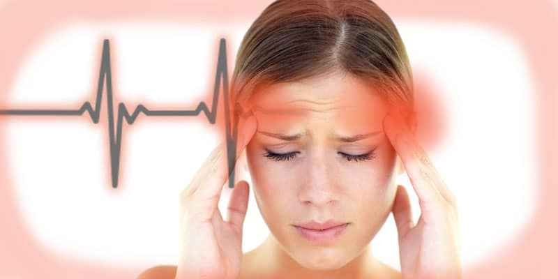 Болит передняя часть головы и виски