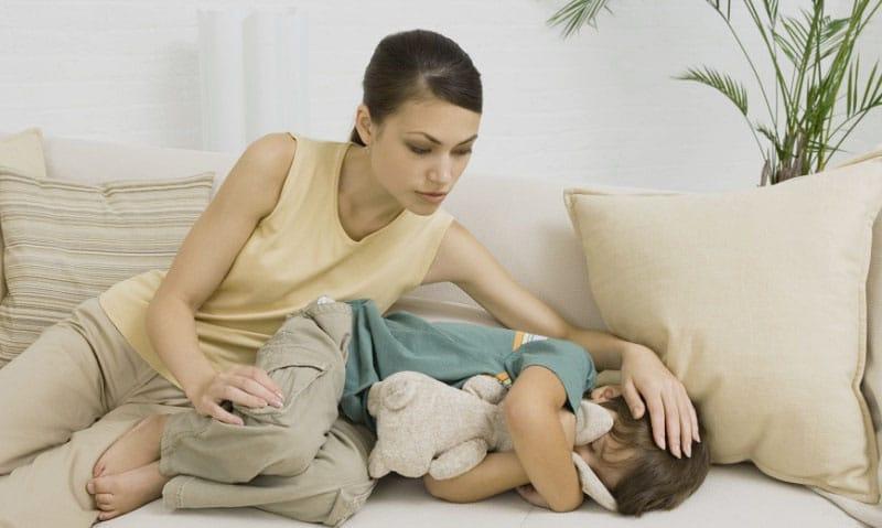 Если у ребенка часто болит голова