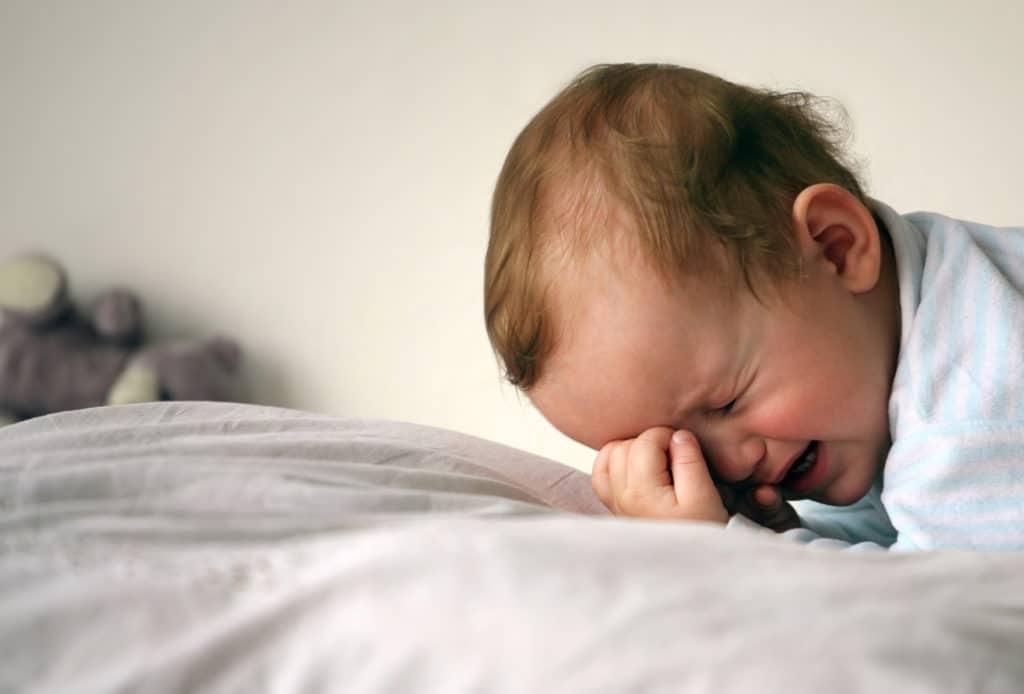 Чередование фаз сна у детей