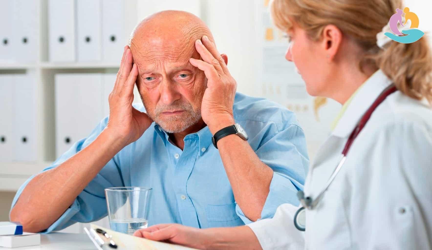 Сосудистая деменция - лечение, симптомы, причины, прогноз