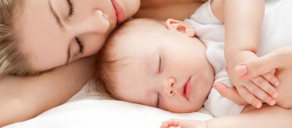Фазы сна ребенка