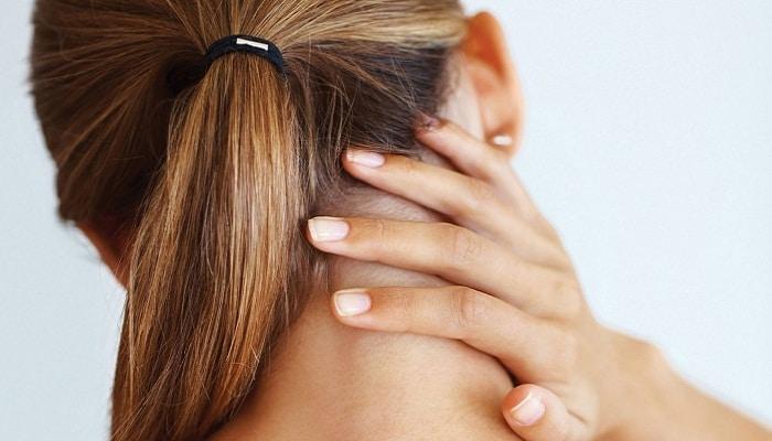 Тыльная часть головы