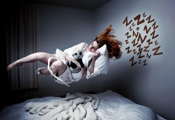 Как испытать сонный паралич