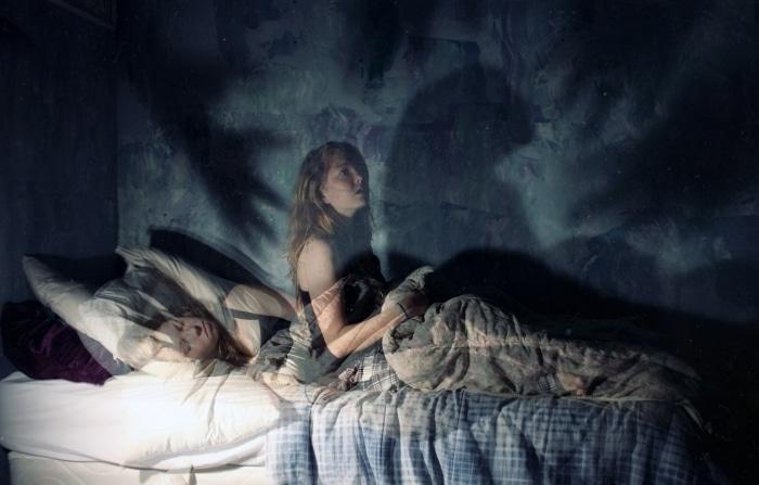 Как выйти из сонного паралича