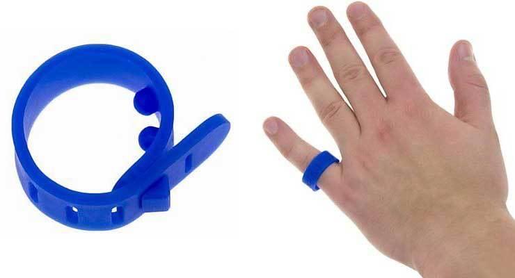 Кольцо от храпа