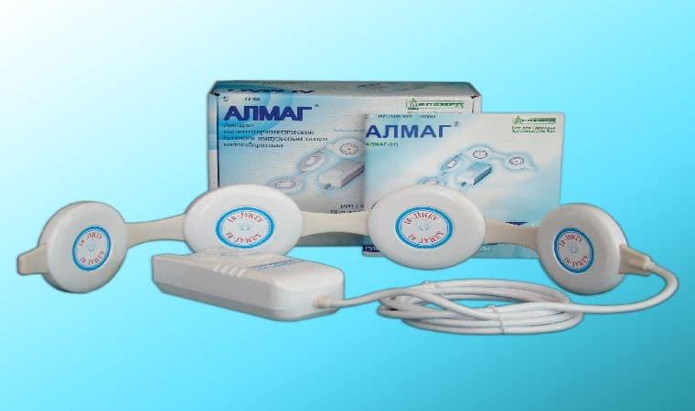Лечение энуреза аппаратом Алмаг