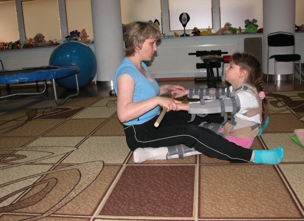 Лечение перинатальной энцефалопатии