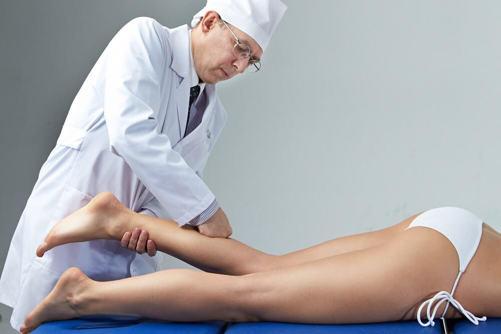 Лечение судорог икроножной мышцы
