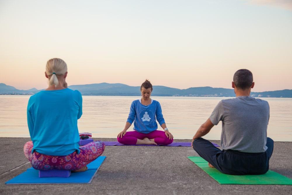 Медитация при бессоннице