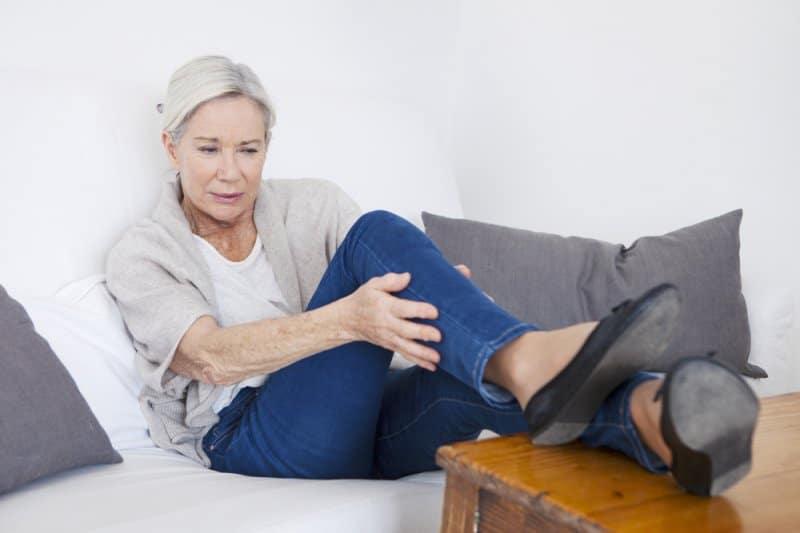 Мышечные судороги в ногах