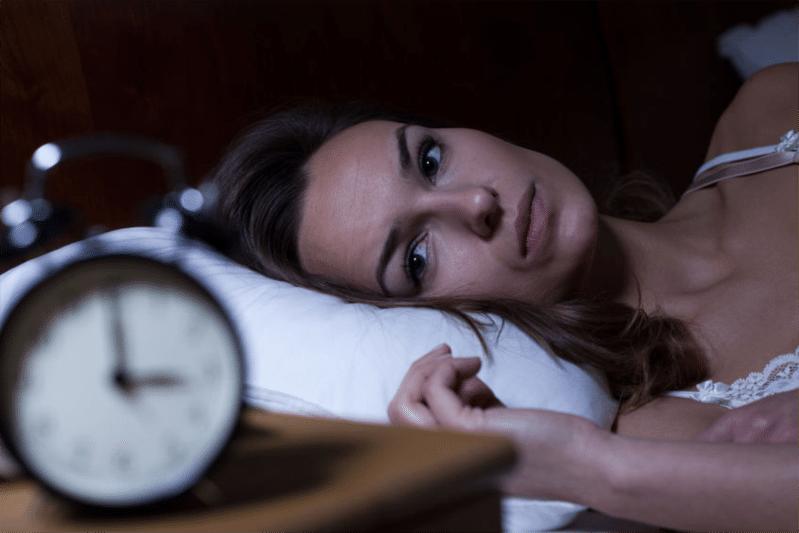 Причины хронической бессонницы