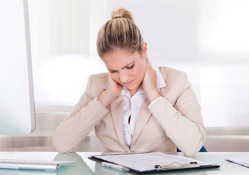 Причины шейной невралгии