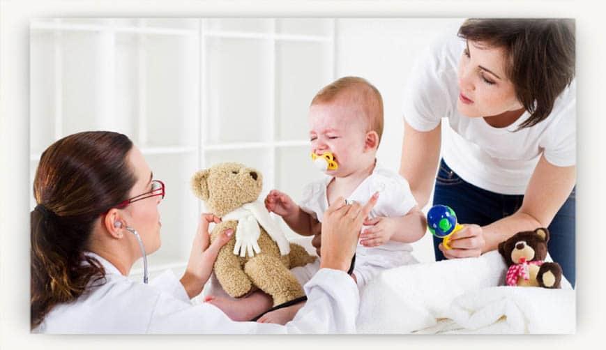 Симптомы сотрясения у ребенка
