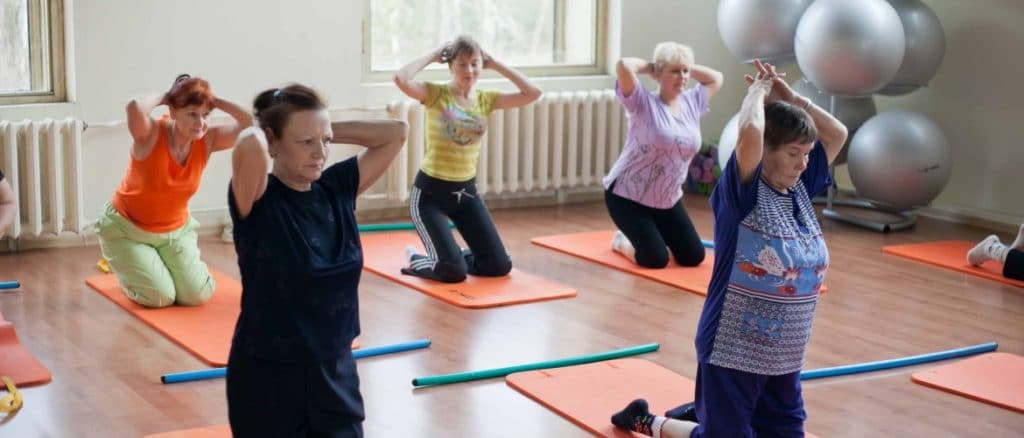 Занятия физкультурой при невралгии